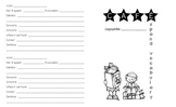 CAFE: Expand Vocabulary Booklet