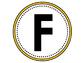 CAFE/FACE circle headings