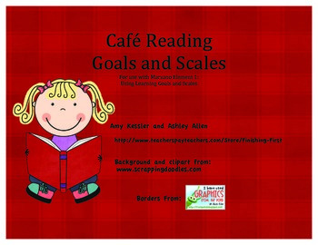 CAFE Goals and Scales for Reading
