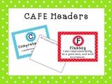 CAFE Headers