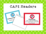 CAFE Headers