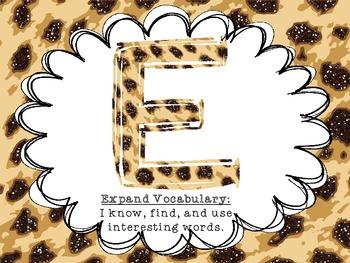 CAFE Headers animal prints