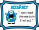 Monster Themed CAFE Headings and Letters (FREE)