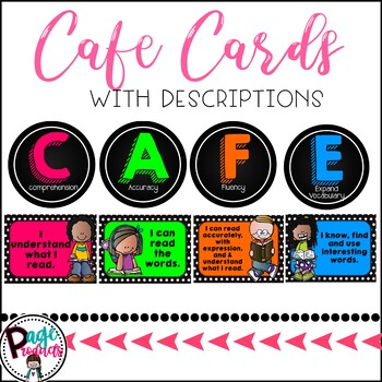 CAFE Menu-Brights and Melonheadz