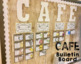 CAFE Menu Posters & Customized Sticky Notes