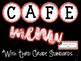 CAFE Menu common core standards