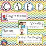 CAFE Posters and Strategies