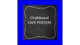 CAFE Posters Chalkboard