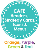 CAFE Posters SECONDARY (Headers, Strategy Cards, Icons & MENUS)