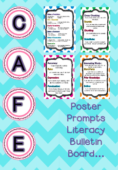 CAFE Prompt Posters