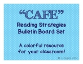 CAFE Reading Strategies for Bulletin Board (Daily 5)