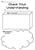 CAFE Strategies - Check Your Understanding - Who & What?