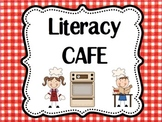 CAFE Theme Board including 30 Reading Strategies-Not Endor