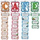 CAFE Board with Visuals and Reading Strategy Posters Bundle