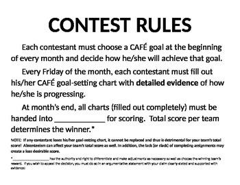 CAFE contest