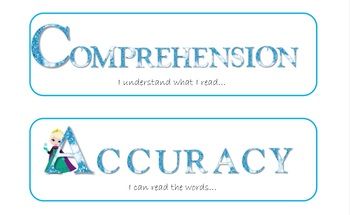 CAFE headers--Frozen themed