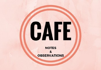 CAFE notes and observations