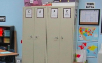 Daily 5 reading strategies signs, Rock Theme Classroom, CAFE Posters to hang up