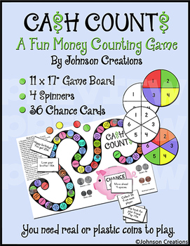 CA$H COUNT$- A Money Counting Game