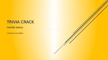 CAHSEE Trivia Crack