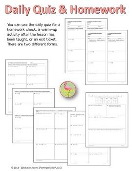 Calculus: Product & Quotient Rules