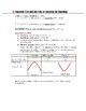CALCULUS: LOCAL EXTREMA, INFLECTION POINTS AND INTERVALS OF CONCAVITY