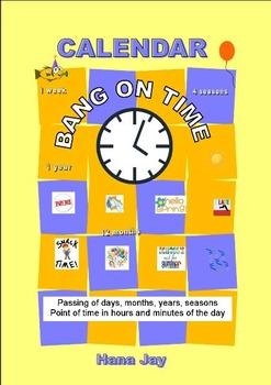 CALENDAR Bang On Time