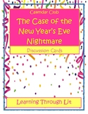 CALENDAR CLUB The Case of the New Year's Eve Nightmare - Discussion Cards