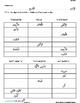 CALENDAR WORDS (ARABIC 2015 EDITION)