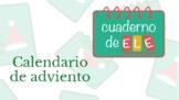 CALENDARIO DE ADVIENTO: 24 DAYS FOR CONVERSATION CLASS