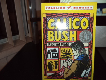 Calico Bush ISBN 0-440-80150-8