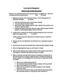 CALM Assignment- Alcohol and Drug Risk
