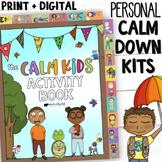 CALM CORNER KIT: Behavior Classroom Management Mindfulness Skills + Coping Tools