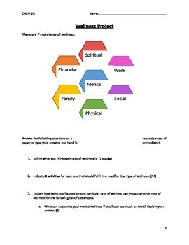 CALM Wellness Project