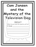 CAM JANSEN and the Mystery of the Television Dog: A Book Report