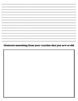 CAMEROON CREATIVE WRITING  DIFFERENTIATED WORKSHEET