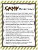 C.A.M.P. Binder Bundle