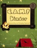 C.A.M.P. Binder Starter Kit