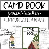 CAMP Communication Binder