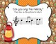 CAMPING Melodies! Interactive Melodic Practice Game - La