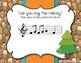 CAMPING Melodies! Interactive Melodic Practice Game - Re (MRD)