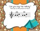 CAMPING Melodies! Interactive Melodic Practice Game - So-Mi
