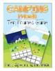 DOLLAR DEALS: Ten Frames Game for Place Value Lessons - CAMPING THEME