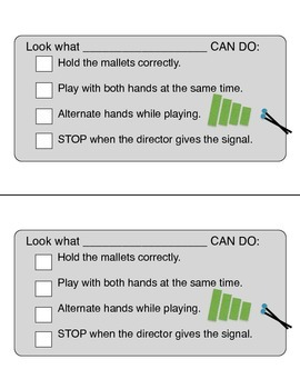 CAN DO! Instrument Task Cards