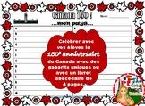 CANADA 150 - Un Abécédaire du Canada / An Alphabet Booklet of Canada (Bilingual)
