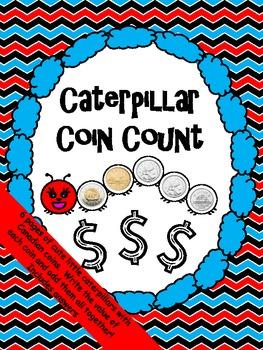 """CANADA """"Caterpillar Coin Count"""""""
