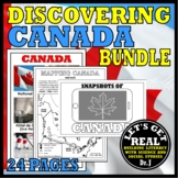 CANADA: Discovering Canada Bundle