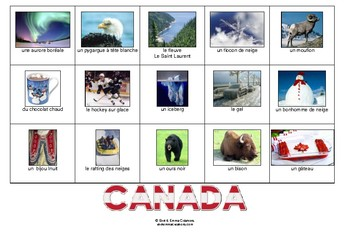 CANADA - JEU - LOTO