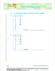 CANADA Math 4: Algebra: L2: Describing Patterns Quiz