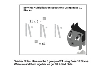 CANADA Math 4: Algebra: Patterns and Relations: L6: Mult and Div Equations